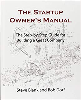 The Startup Owner's Manual | Steve Blank Bob Dorf