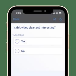 Effective survey question writing