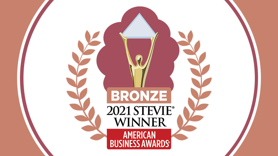 Feedback Loop Receives 2021 Bronze Stevie Award for Product Innovation